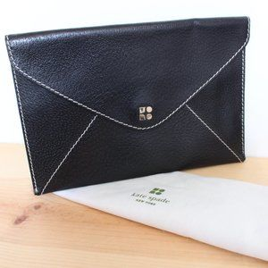 Kate Space Envelope clutch w/ original dust cover